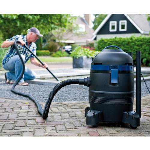 Pond vacuum cleaner maxi ubbink buy pond vacuum for Garden pond vacuum review