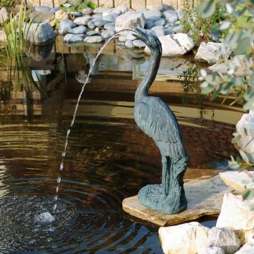 Spitting Pond Cranes: Ubbink : Buy Pond Spitter Crane