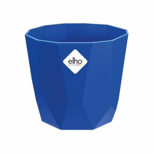 Cachepot B. for Rock - D.14cm - Blue - Elho : buy Cachepot B. for ...