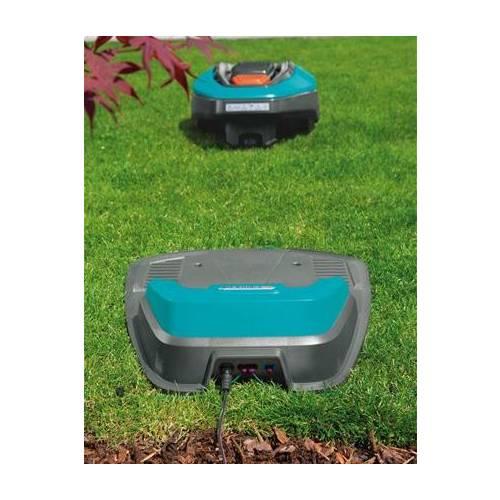 robotic lawnmower r40li gardena buy robotic lawnmower r40li gardena. Black Bedroom Furniture Sets. Home Design Ideas