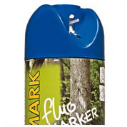 Forestry Markers - Fluo Marker - Blue