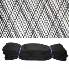 Plastic Reinforced Mesh Tree guards - h120cm d20cm