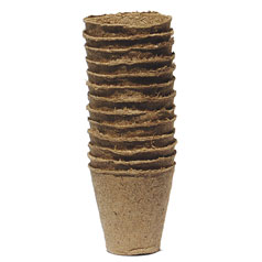 Biodegradable Round Pots