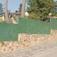Artificial hedge Campovert