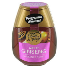 Honey and Ginseng