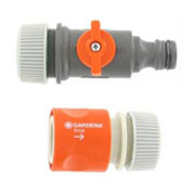 microporous hosepipe connection set