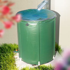 Rainwater Butt, Flexible 200L - Nortene