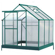 Polycarbonate Greenhouse 5,06m2 Lilas - Lams