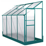 Polycarbonate Wall Greenhouse Lis - 3,72m2