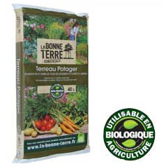 Vegetable Garden Compost