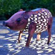 Luminous Decorative Animal - Pig