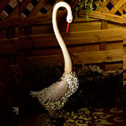 Luminous Decorative Animal - Swan