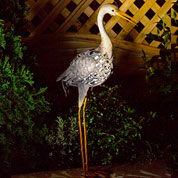 Luminous Decorative Animal - Heron