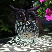Luminous Decorative Animal - Small Owl