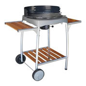 Charcoal Barbecue - ISY FONTE 60 � Cook�in Garden