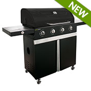 Gas Barbecue - FIDGI 4 � Cook�in Garden