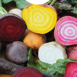 Mix of Beetroots