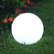 Solar powered Multi-coloured Luminous Ball  Ø 30cm