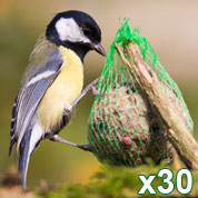 Fat Balls for Birds - Bucket of 30 balls