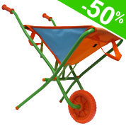 Foldable Child Wheelbarrow