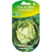 Cabbage seeds - Savoy Cabbage from Aubervilliers