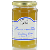 Pear and Vanilla Jam
