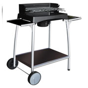 Charcoal Barbecue - ISY FONTE 55 – Cook'in Garden