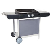 Plancha on Trolley - Finesta 63 - Cook'in Garden