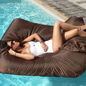Inflatable Chair - Chocolate - Sunvibes