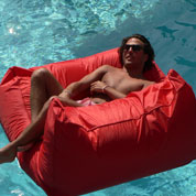 Inflatable Chair - Red - Sunvibes