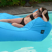 Inflatable Chair - Turquoise - Sunvibes