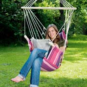 Hanging Chair 120x50cm - Palau Candy - Amazonas