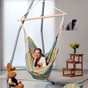 Hanging Chair 160 x 130 cm - Brasil Lemon