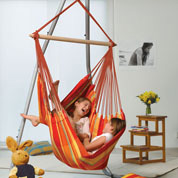 Hanging Chair 160 x 130 cm - Brasil Papaya
