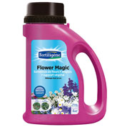 flower magic bleu et blanc - fertiligene