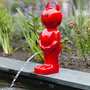 Garden Fountain DEMON - H.45 cm - Ubbink