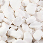 Decorative Pebbles - Ice - 9L - 1/3 cm