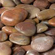 Decorative Pebbles - River - 9L - 3/6 cm