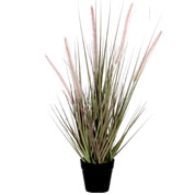Artificial Plant - Purple Dog tail grass - MICA