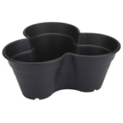 Green Basics Growset - D.26 cm - Anthracite - Elho
