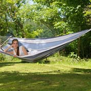 Hammock with Bars 210x140cm -Samba Marine -Amazona