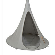 Suspended Hammock - Child Cacoon - Grey