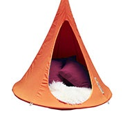Suspended Hammock - Child Cacoon - Orange