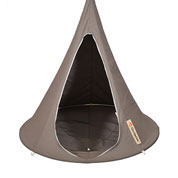 Suspended Hammock - Child Cacoon - Taupe