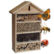 Insects Hotel 4 levels - Caillard