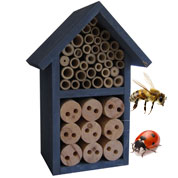 Insects Hotel - COLOR: Blue - Caillard