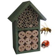 Insects Hotel - COLOR: Green - Caillard