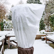 Overwintering fleece for plants and pots - 2 x 1.6