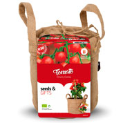 Growing Kit - Cherry Tomatoes 'Bio Cherry'