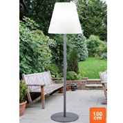 Floor Lamp-white light-mains powered - Ø50 x H180
